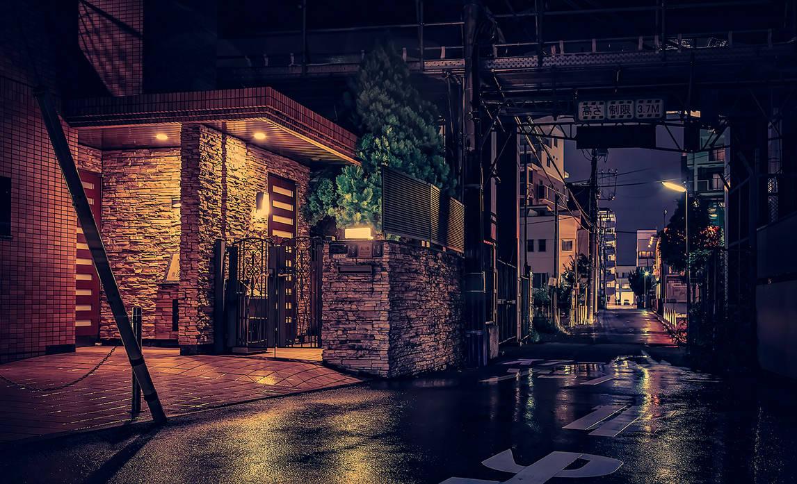 Stillness in the Night by AnthonyPresley