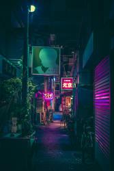 Night Stroll IV by AnthonyPresley