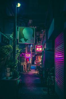 Night Stroll IV