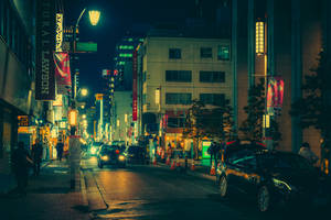 In the City by AnthonyPresley
