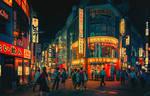 Shinjuku by AnthonyPresley