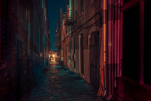 Alley with a History 2020