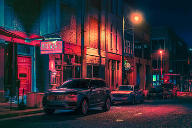Memphis Scene by AnthonyPresley