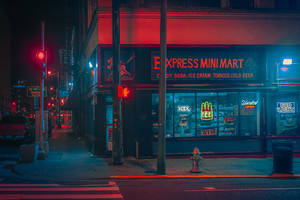Mini Mart by AnthonyPresley