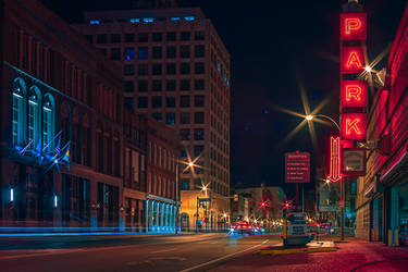 Downtown - Memphis Tennessee