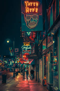 Down on Beale