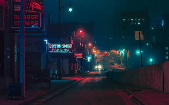 In the Fog - Memphis TN
