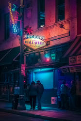 Welcome to Memphis by AnthonyPresley