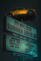 Welcome to the Drive-In by AnthonyPresley