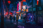 Chinatown II by AnthonyPresley