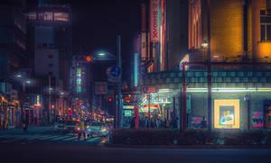 Night in Lights