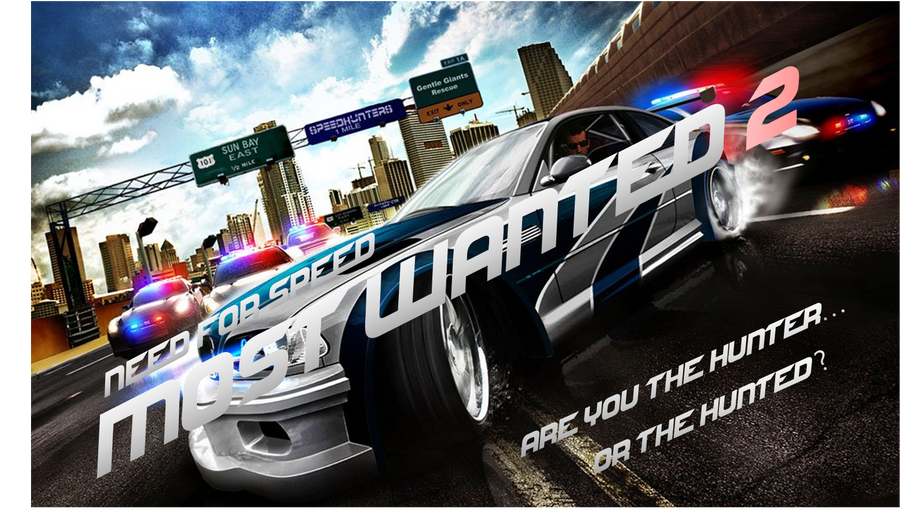 Need For Speed Most Wanted 2 By Shera004 On Deviantart