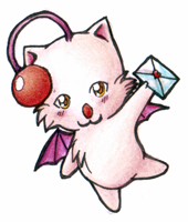 Moogle express delivers by Catwolf