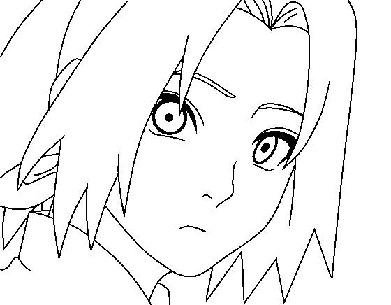 Sakura Haruno para colorear - Imagui