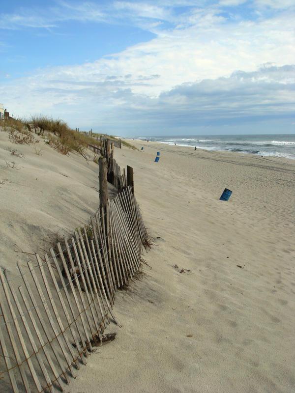dune fenced by Designdivala