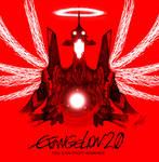 Evangelion Unit 01 crazy red