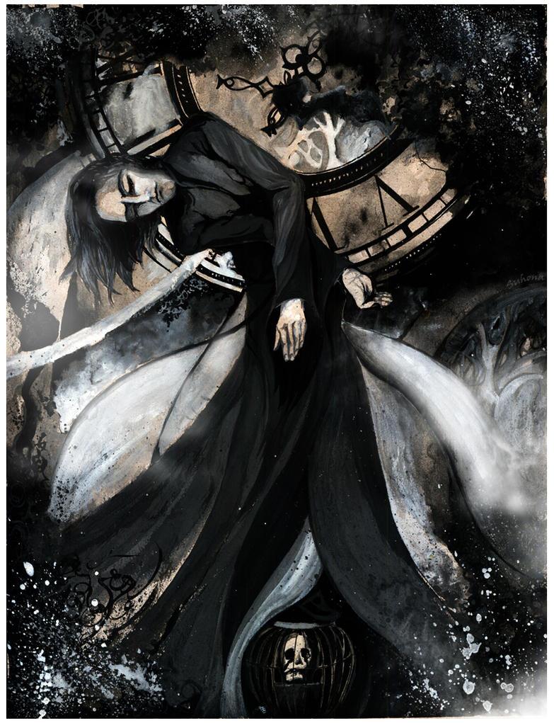 Danse Macabre by suhona