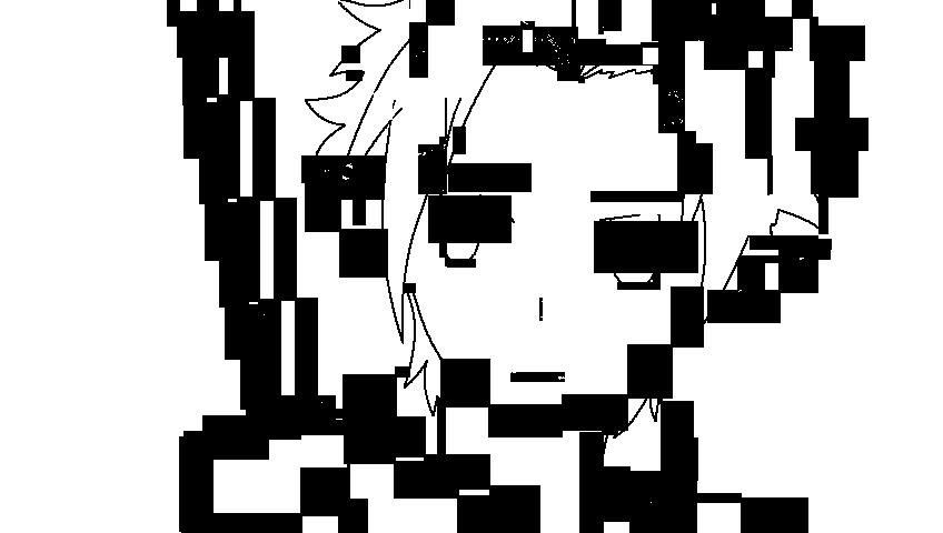 Kirito ALO Lineart By Fx8000