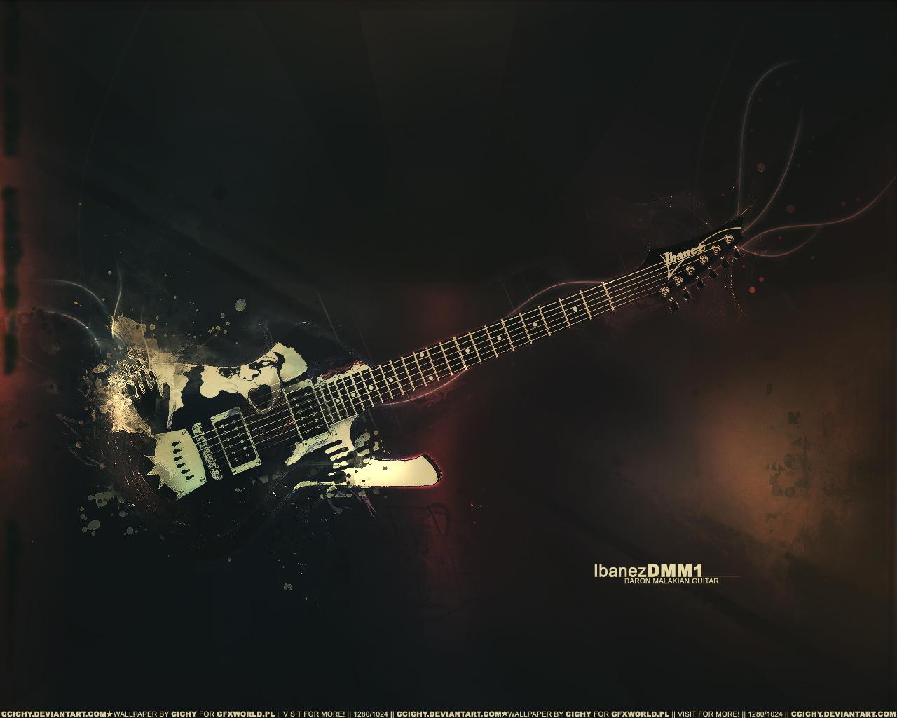 The best guitar wallpaper