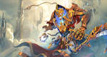 Inquisitor-Thresh-Fanart by nguyenvl08