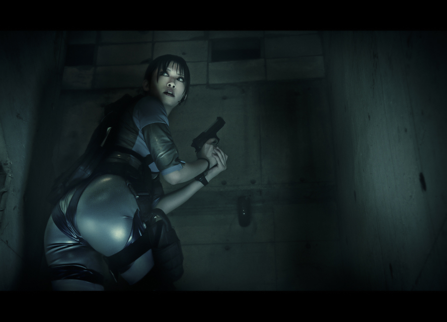 Jill Valentine / revelations by LEWOGRAPH