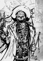 Undead Cowboy by LechucksCurse101