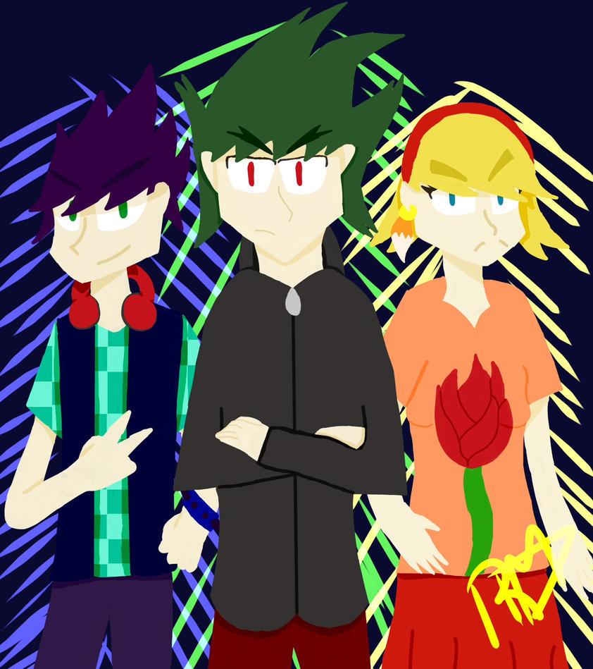 Team Delta-DXKnight0Z by DXKnight0Z