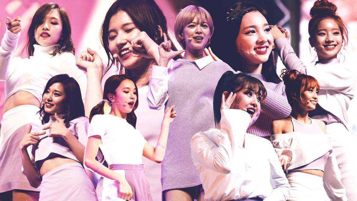 Twice Wallpaper 1920x1080 By Dahrin On Deviantart