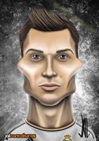 Cristiano Ronaldo by Jalpal