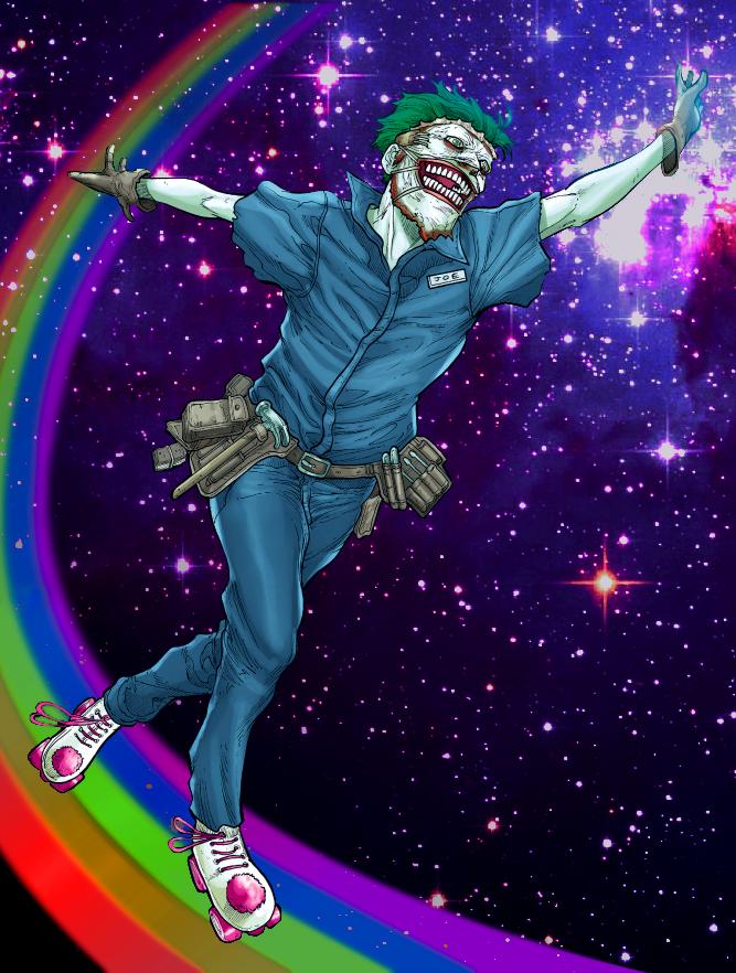 Fabulous Joker by DrSabir
