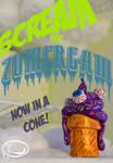 Zomcream in a Cone