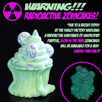 Radioactive Zomcakes by spulunk
