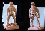 Pixel Sculpt Commision