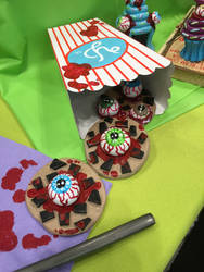 Zomcookies for NYCC 2014