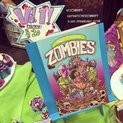 High Fructose Zombies Trade
