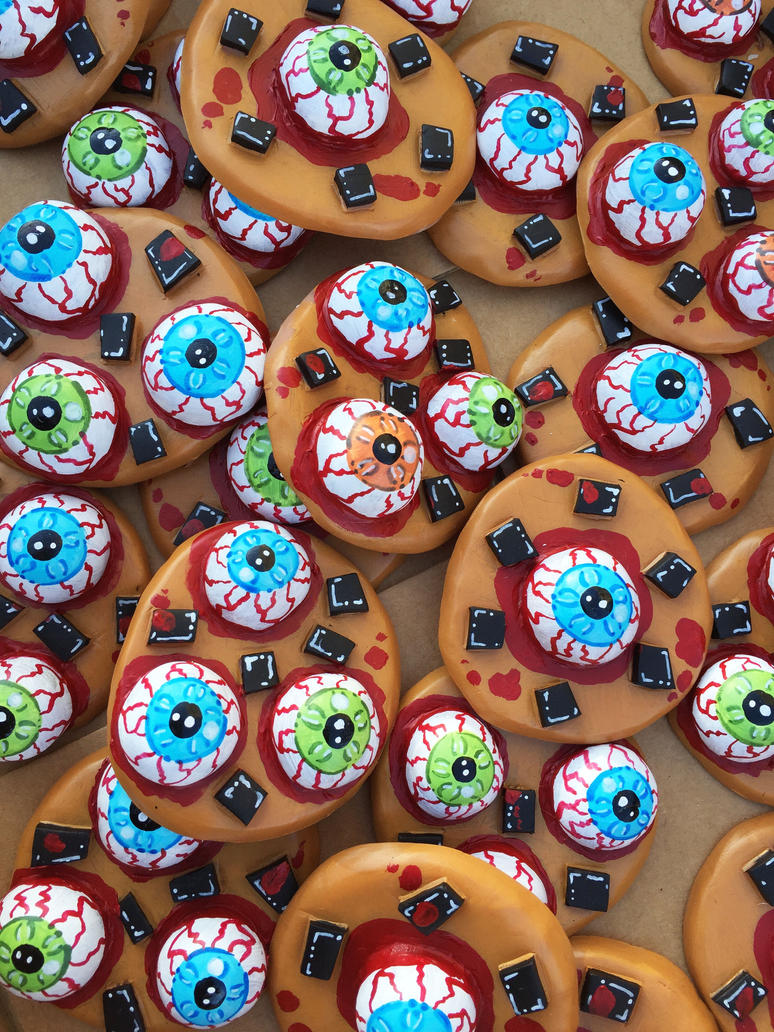Batch of Zomcookies by spulunk