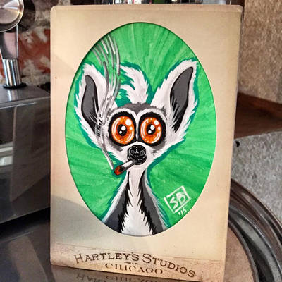 Lemur Larry