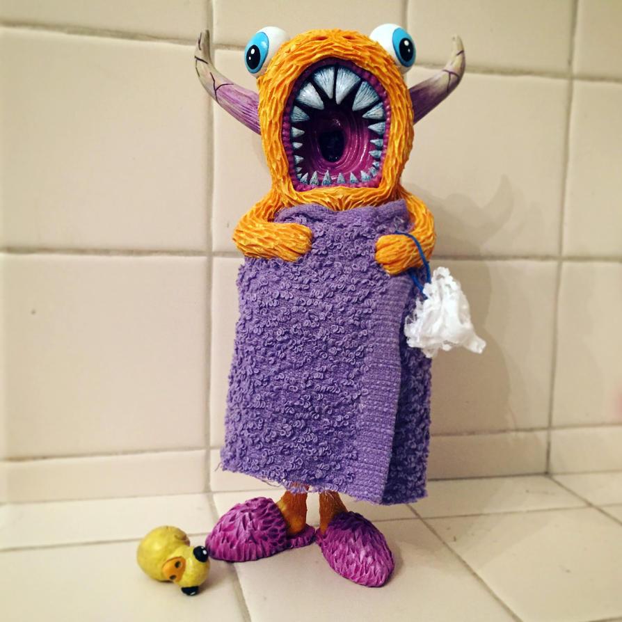 Bathmonster by spulunk