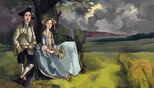 My version of Gainsborough's painting