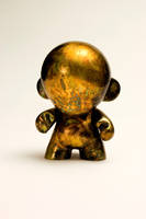 NEW MUNNY GAS MUNNY CLOSE UP by snagletooth