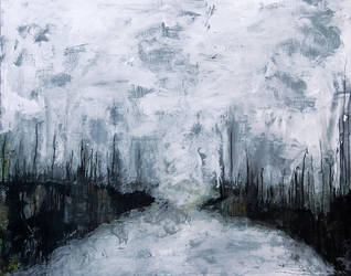 New Landscape Paintings by snagletooth