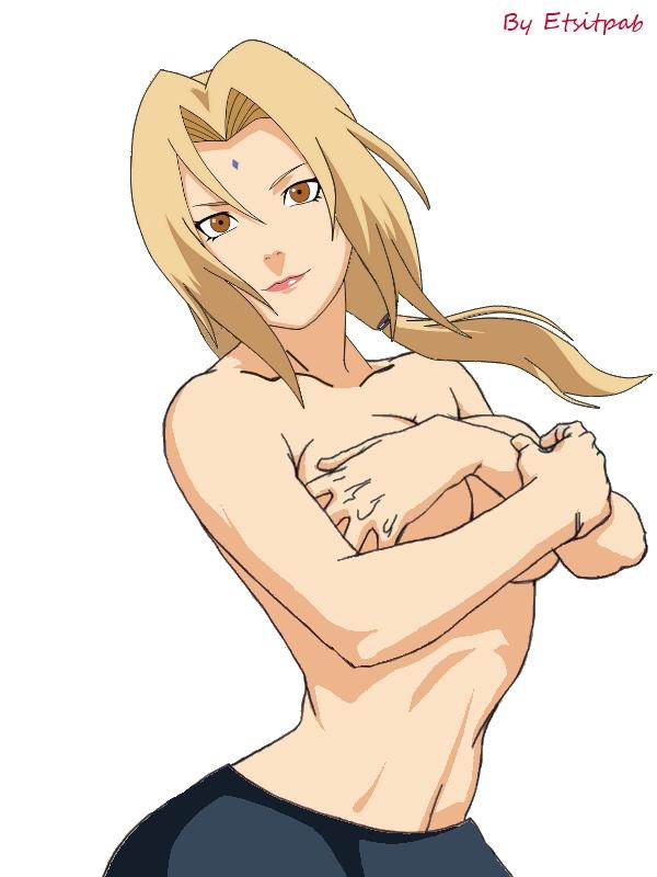 Naruto lady tsunade hot