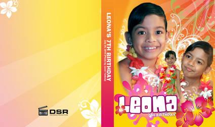 leona:cover hawaii by designlogik02