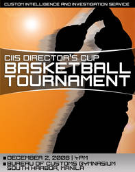 Basketball Tournament by designlogik02