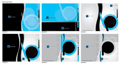 BMPI FOLDERS by designlogik02