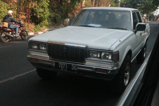 Toyota Crown S110 Crown Double Cab Ute