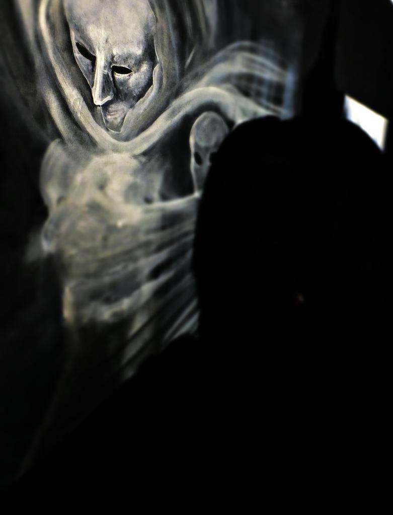 Somnus est imago mortis by luna131727