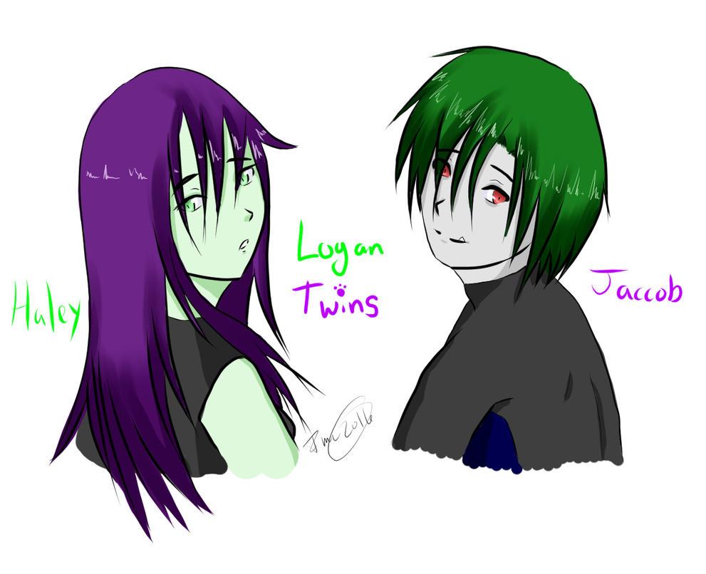 Logan Twins by Imccutie1999