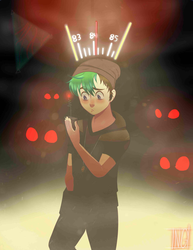 Oxenfree Jack by Imccutie1999
