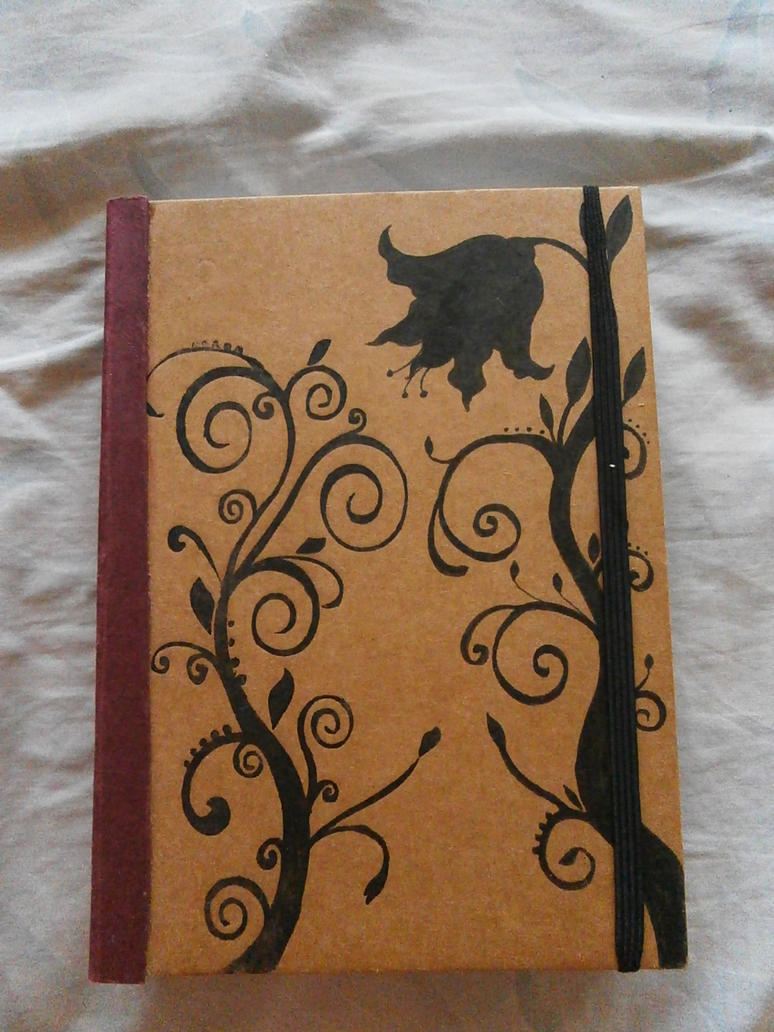 Notebook Cover Art ~ Notebook cover by heyyeyeyea on deviantart